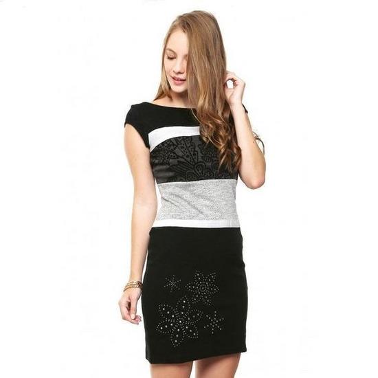 Desigual S-es ruha új, címkés AKCIÓ