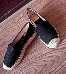 Espadrilles magastalpú cipő