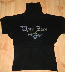 Warp Zone pulcsi s-es
