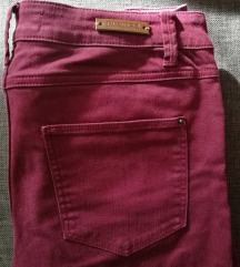 Promod bordó nadrág