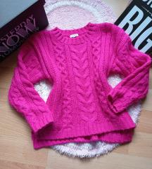 Neon pink pulcsi🎀