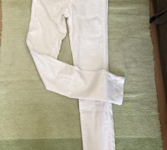 Fehér H&M nadrág