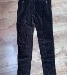 Új Zara bársony nadrág