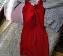 H&m divided sexy zippzaros pamut ruha