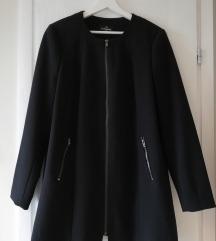 C&A fekete női átmeneti kabát 40
