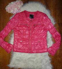 Tally weijl rózsaszín kabát