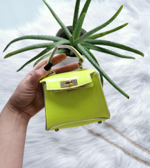BOOHOO neon mikro táska