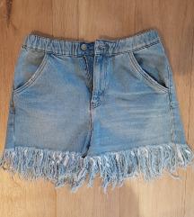 Zara magasderekú rövidnadrág