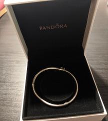 Pandora Moments ezüst karkötő
