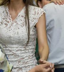 Fehér alkalmi ruha