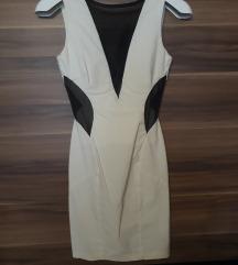 LEÁRAZVA! Fehér passzos ruha