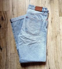 H&M Conscious vintage high waist farmer