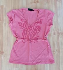 🍄 Rózsaszín pamut póló / felső