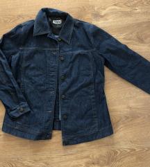 C&A sötétkék farmer dzseki / kabát
