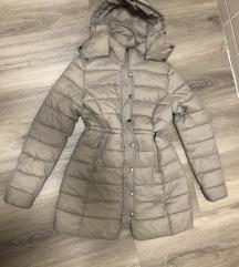 Bézs hosszított kabát