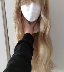 Csipkerózsika karakter paróka szőke 70cm