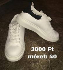 Fehér  Fluffy Slippers