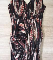 H&M sexy fodros ruha (csere is)