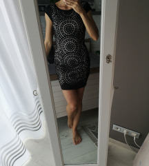 Amisu fekete ruha