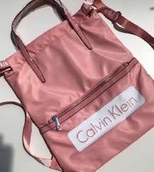 Rózsaszín Calvin Klein hátizsák/tornazsák