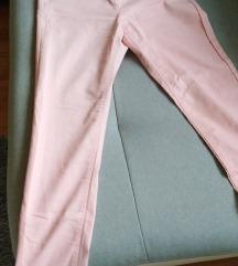 babarózsaszín nyári nadrág