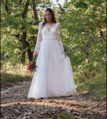 Privé menyasszonyi ruha