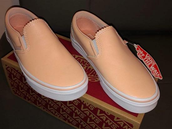 VANS Classic Slip-On (Pearl Suede)