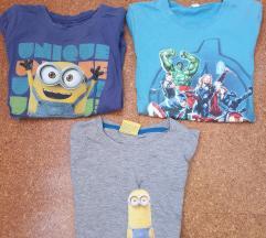 Mintás kisfiú pólók