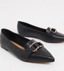 Asos loafer ballet flat