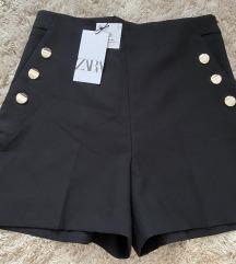 Új ,címkés Zara rövidnadrág eladó (Fox az árban.)