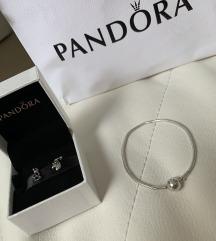 Pandora karkötő + charmok ✨