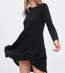 🎀 ZARA fekete ruha M-es 🎀