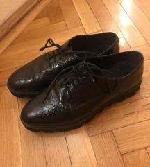 Reserved bőr cipő 38( 1/2)