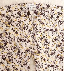 Virágos nadrág