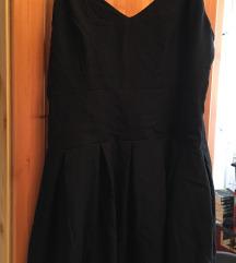 Új fekete ruha L