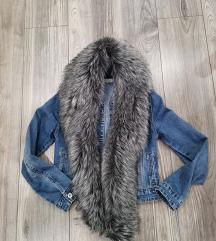 szőrmés dzseki