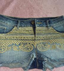 Mintás rövid nadrág
