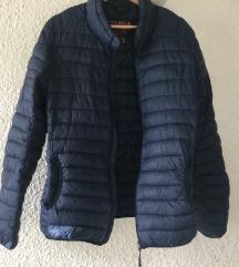 Pull&Bear férfi kék dzseki M/L