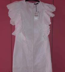 Címkés gyönyörű Zara csipkés overall