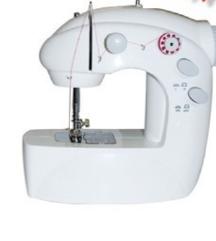Mini kézi varrógép