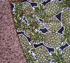 Ananász mintás szoknya