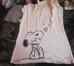 Snoopy pizsama póló