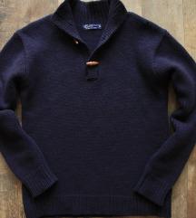 Újszerű  ' Ralph Lauren ' férfi kötött pulóver