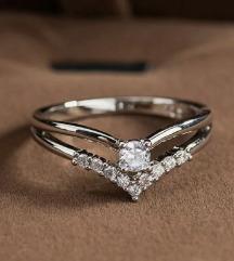 Sterling Silver Gyűrű