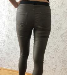 C&A műbőr hatású nadrág