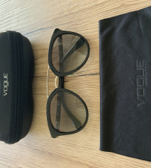 Vogue fekete napszemüveg
