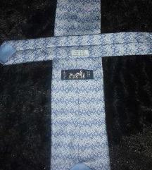 Hermés selyem nyakkendő