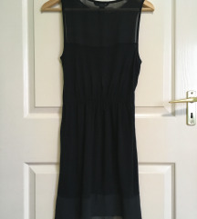 H&M fekete női ruha