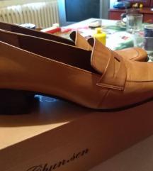 39 - és méretű női bőr cipő