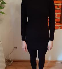 Atmosphere fekete kötött pulóver